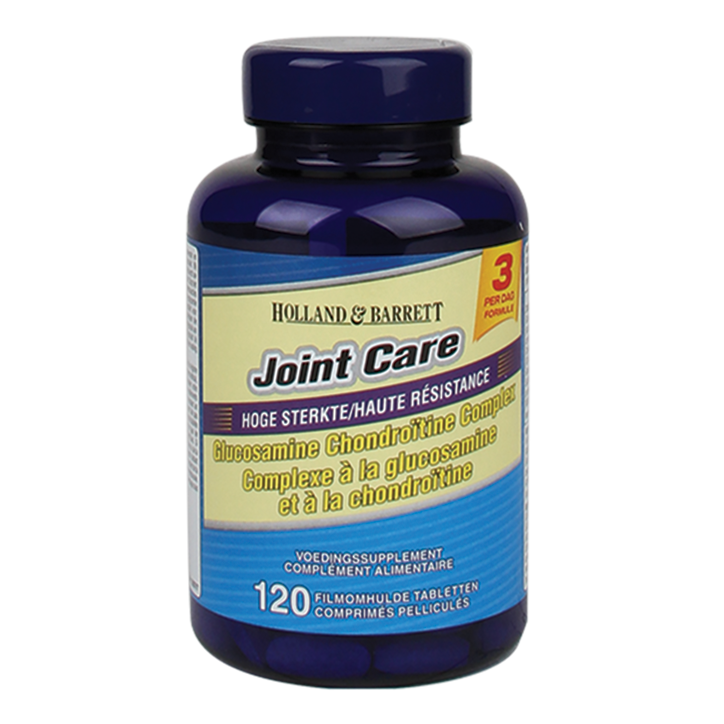 Holland & Barrett Glucosamine Chondroïtine Complex (120 Tabletten)