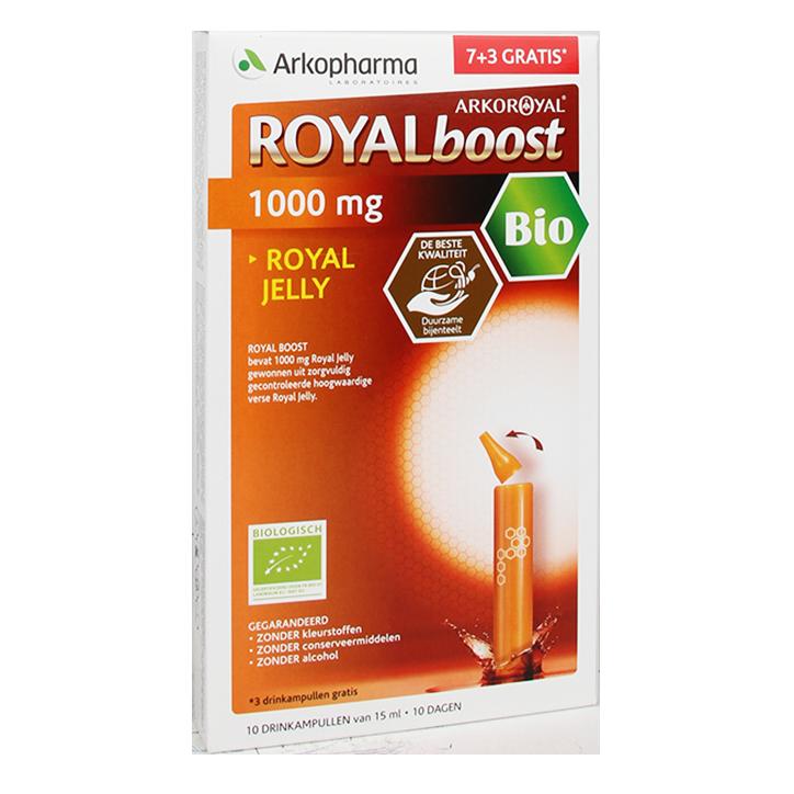 Arkopharma Royal Boost 10-Daagse Kuur 7+3 gratis (105ml)