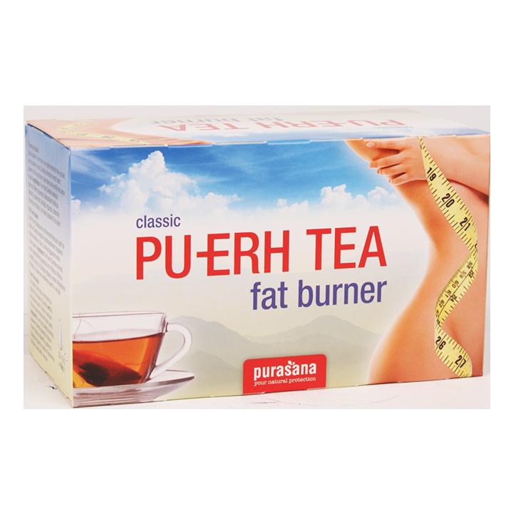 Pursana Pu-Erh Thee (20 Theezakjes)