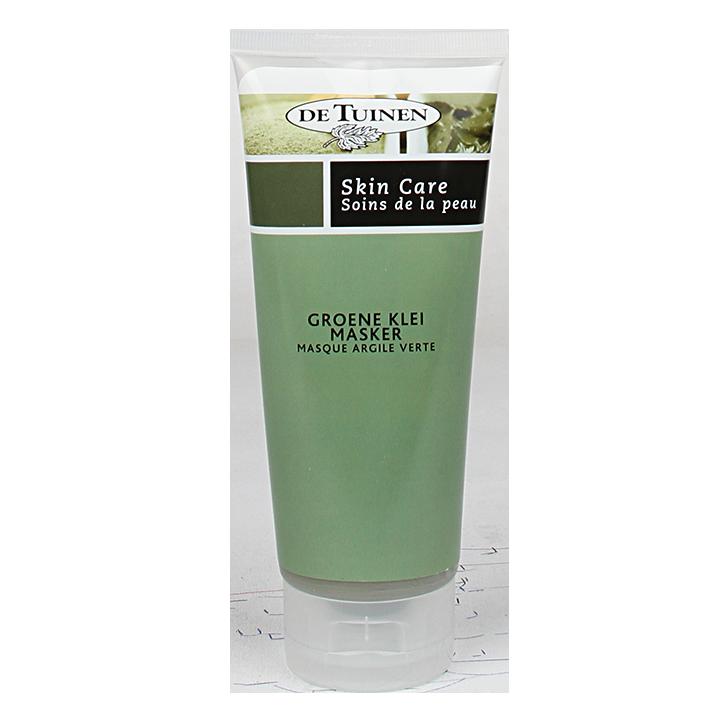 De Tuinen Groene Klei Masker 200ml