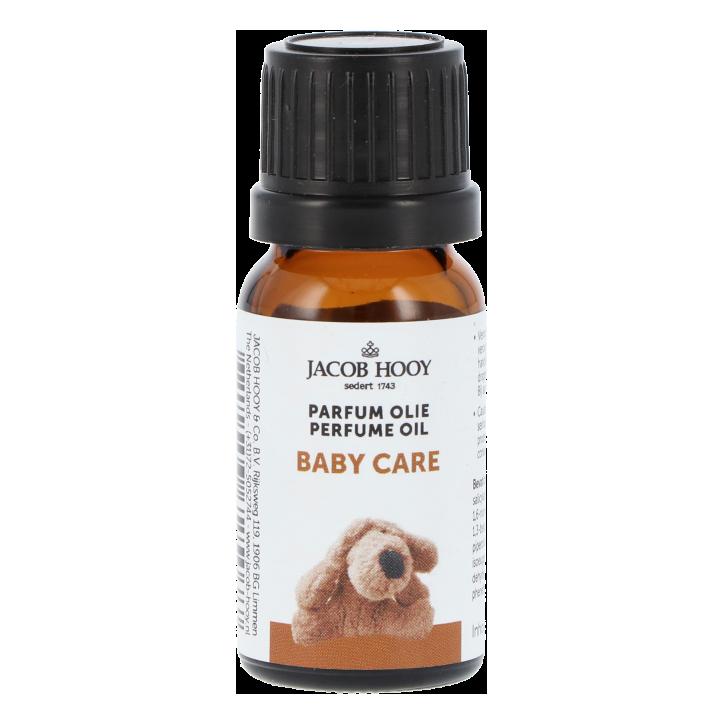 Jacob Hooy Parfum Olie Baby Care