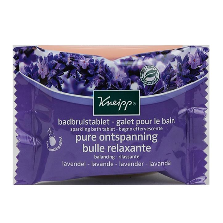 Kneipp Badbruistablet Lavendel