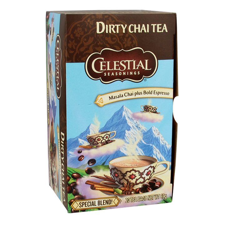 Celestial Seasonings Dirty Chai Tea
