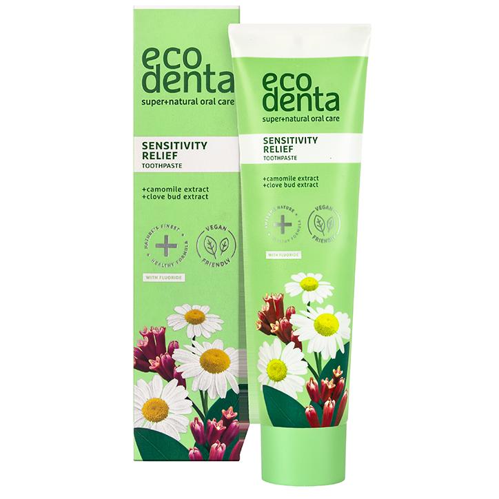 Ecodenta Dentifrice pour dents sensibles 100 ml