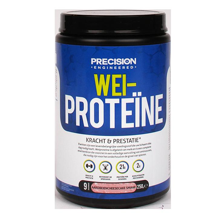 Precision Engineered Whey Protein Aardbei Cheesecake 250gr