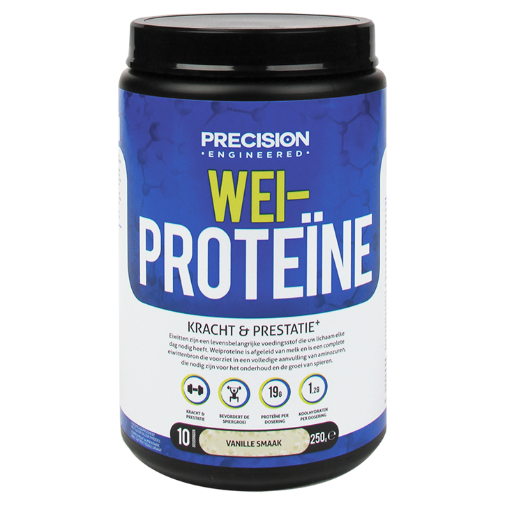 Precision Engineered Whey Proteïn Vanilla 250gr