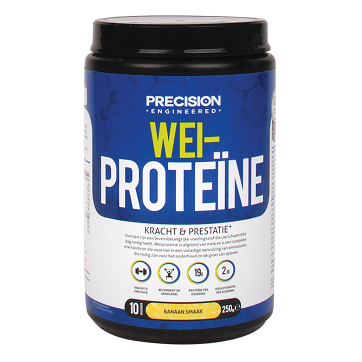 Precision Engineered Whey Proteïn Banana 250gr