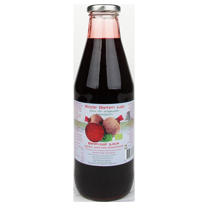 Dutch Cranberry Group Rode Bietensap Bio