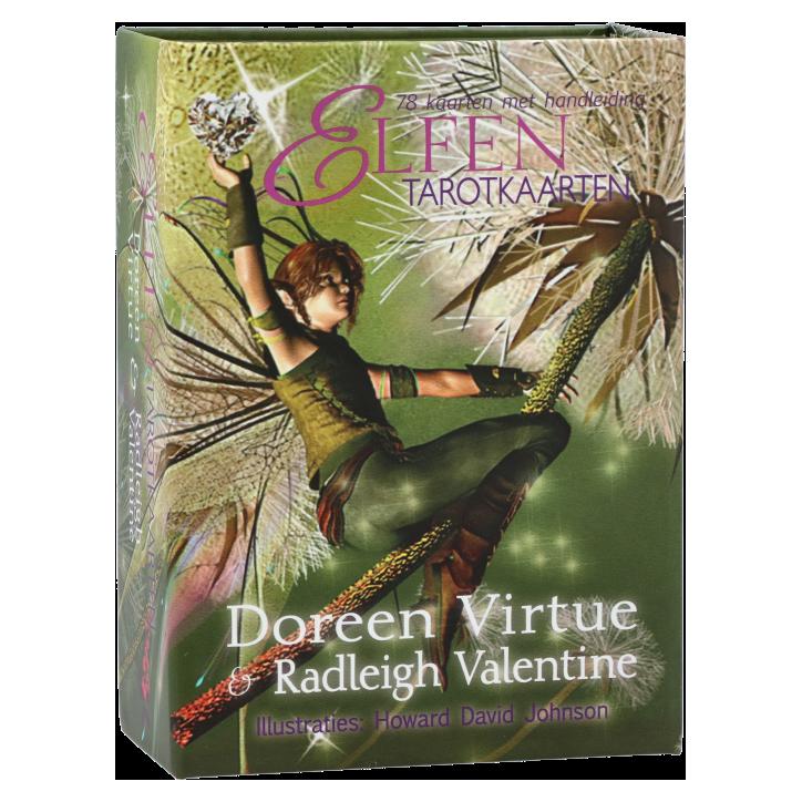 Cartes de tarot Elfes