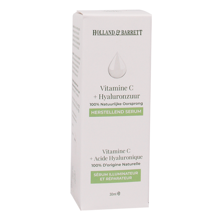 Holland & Barrett Vitamine C Hyaluronzuur Serum (30ml)