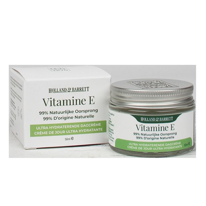 Holland & Barrett Ultra Hydraterende Vitamine E Dagcrème 50ml