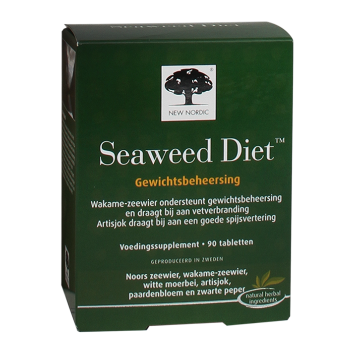 New Nordic Seaweed Diet (90 Tabletten)