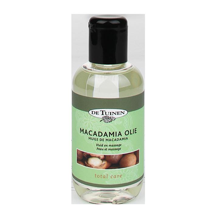 De Tuinen Macadamia Olie 100% puur