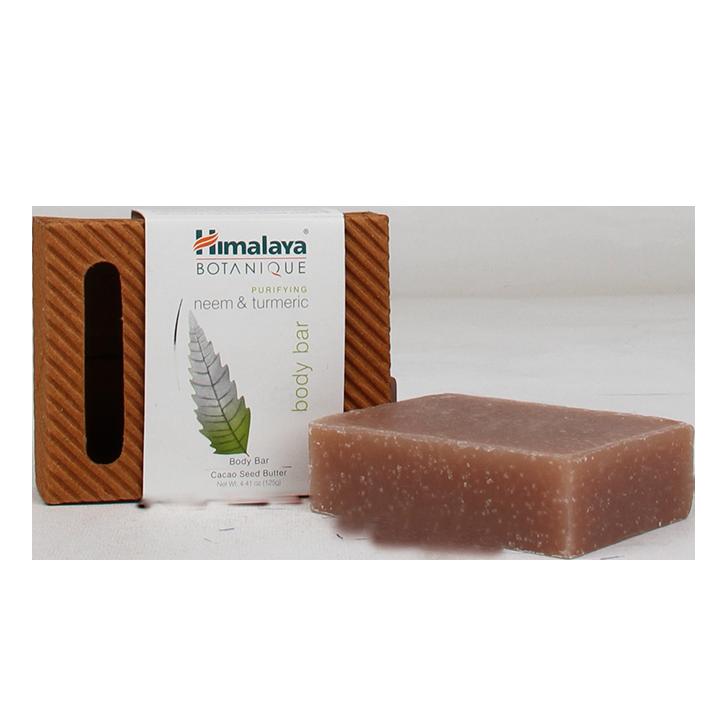 Himalaya Body Bar Neem en Turmeric (100gr)