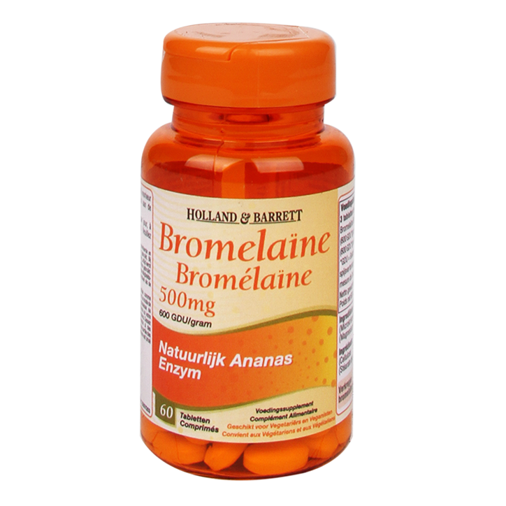 Holland & Barrett Bromelaïne 500mg