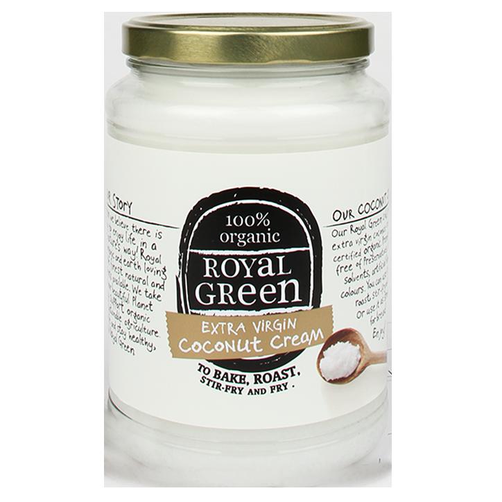 Royal Green Org Coconut Cream Extra Virgin