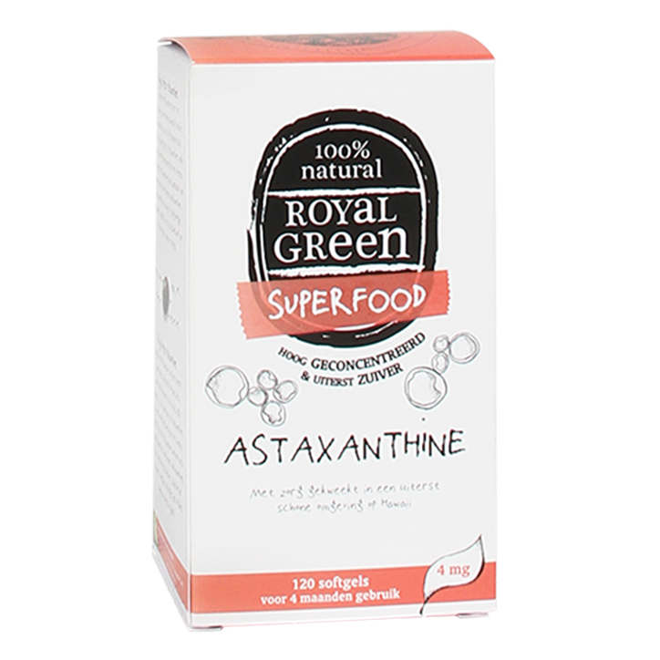 Royal Green Astaxanthine (120 Capsules)