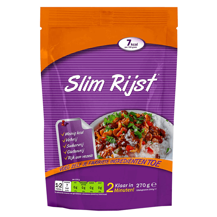 Eat Water Slim Rijst (200gr)