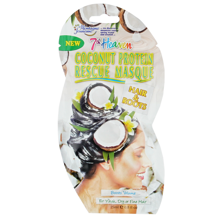 Montagne Jeunesse Coconut Hair Rescue Mask