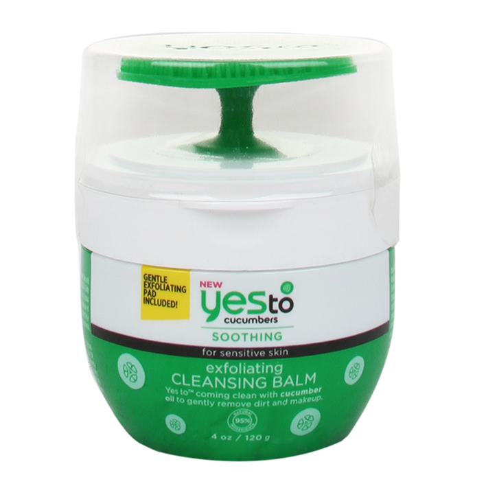 Yes To Cucumber Cleansing Balm
