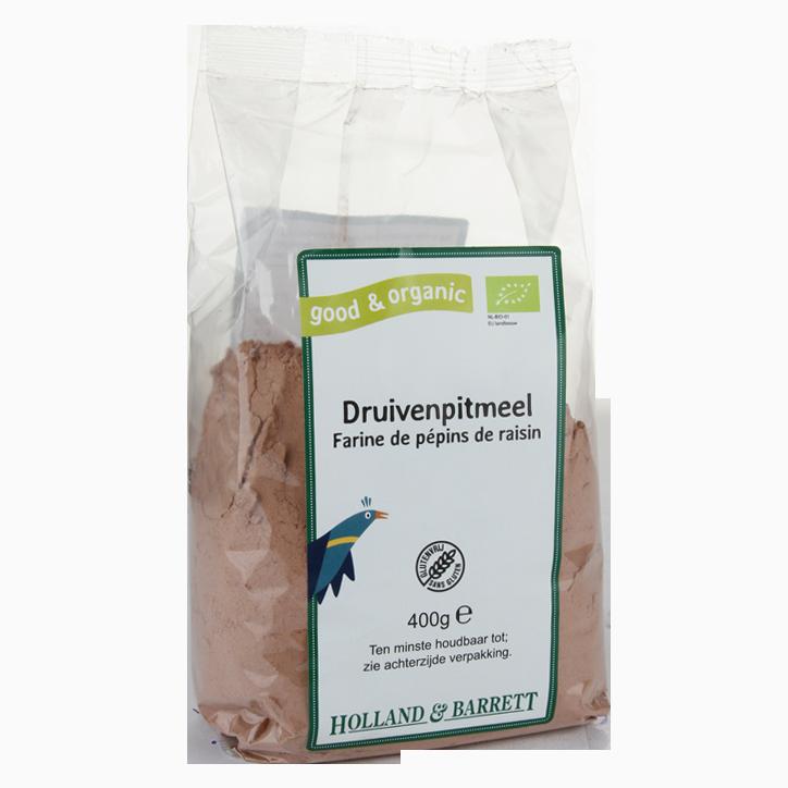 Holland & Barrett Druivenpitmeel Bio