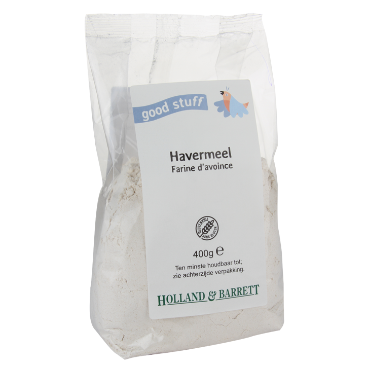 Holland & Barrett Havermeel (400gr)
