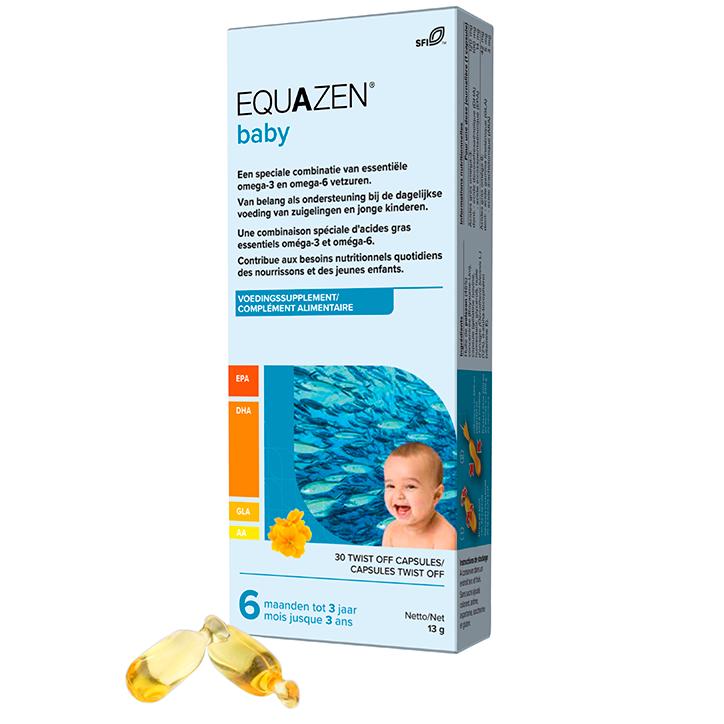 Springfield Eye Q Baby Omega 3 & 6 (30 Capsules)