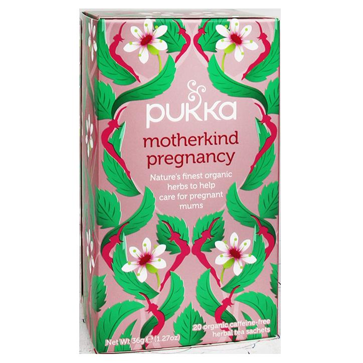 Pukka Motherkind Pregnancy B (20 Theezakjes)