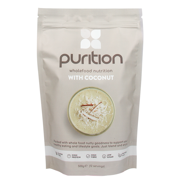 Purition Proteine Coconut