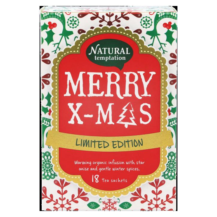 Natural Temptation Merry X-Mas