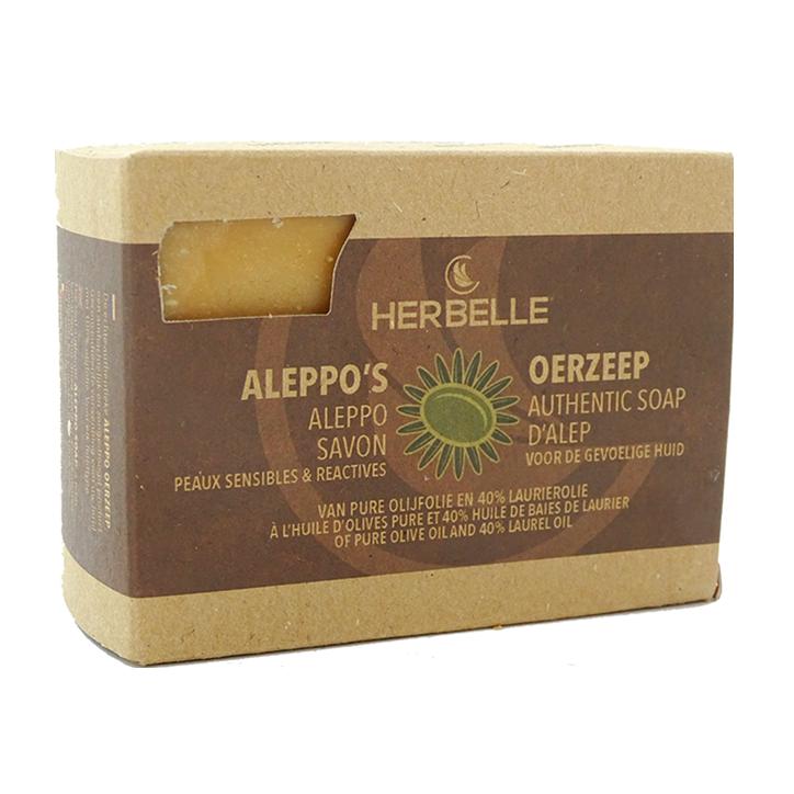 Herbelle Aleppo's Oerzeep 40% Laurierolie