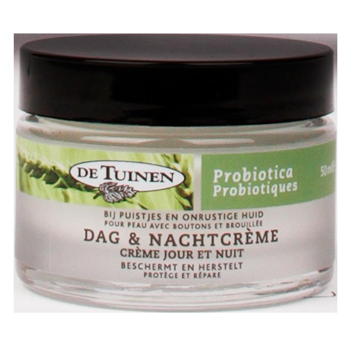 De Tuinen Probiotica Dag En Nachtcrème (50ml)