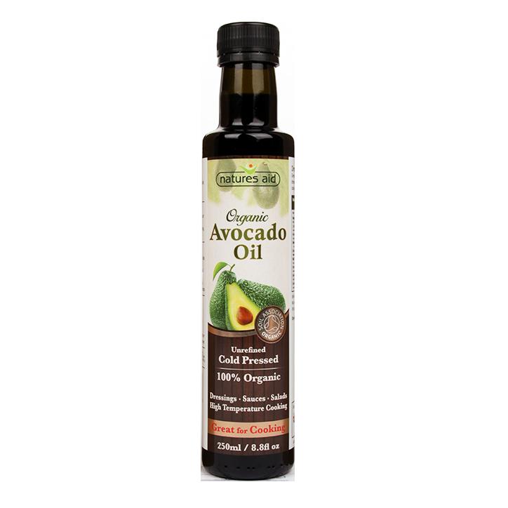 Natures Aid Avocado Oil Bio (250ml)