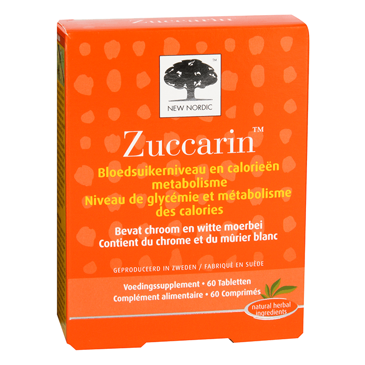New Nordic Zuccarin (60 Tabletten)