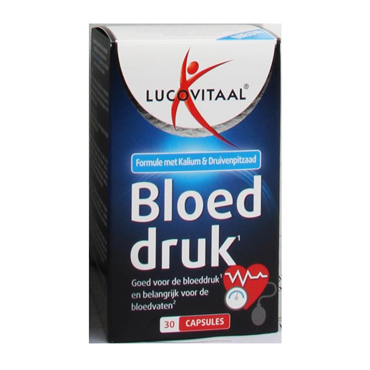 Lucovitaal Bloeddruk (30 Capsules)