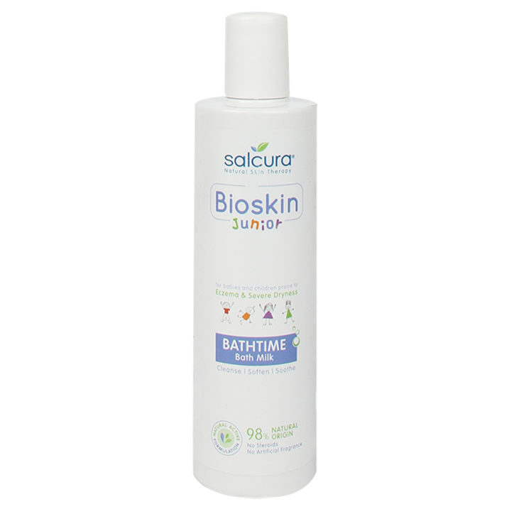 Salcura Bioskin Junior Bath Milk (300ml)