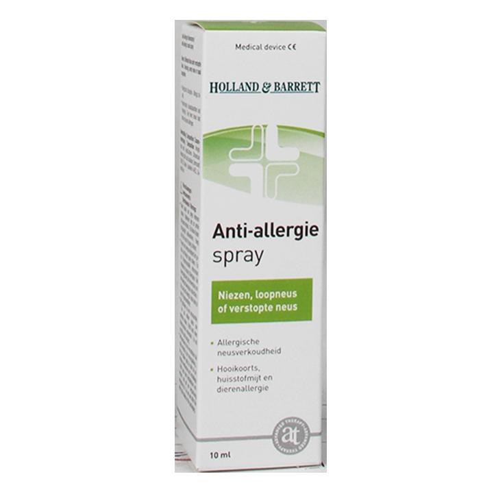 Holland & Barrett Anti-Allergie Spray (10ml)