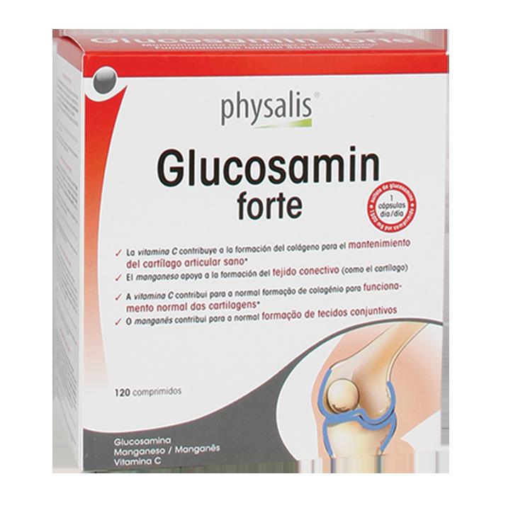 Physalis Glucosamin Forte (120 Tabletten)
