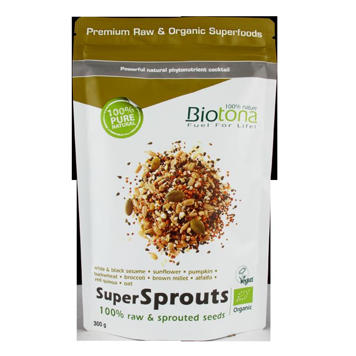Biotona Super Sprouts Bio (300gr)