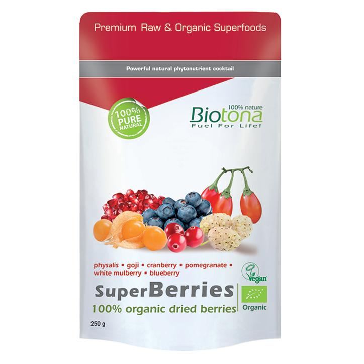 Biotona Superberries Bio (200gr)