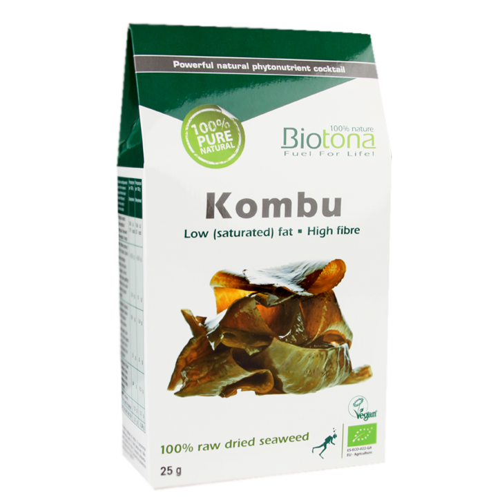 Biotona Kombu Bio (25gr)