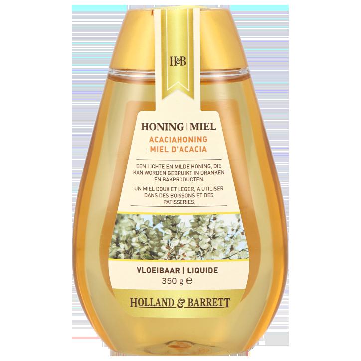 Holland & Barrett Acacia Honing Vloeibaar Fles