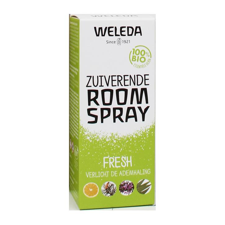 Weleda Zuiverende Roomspray Fresh (50ml)