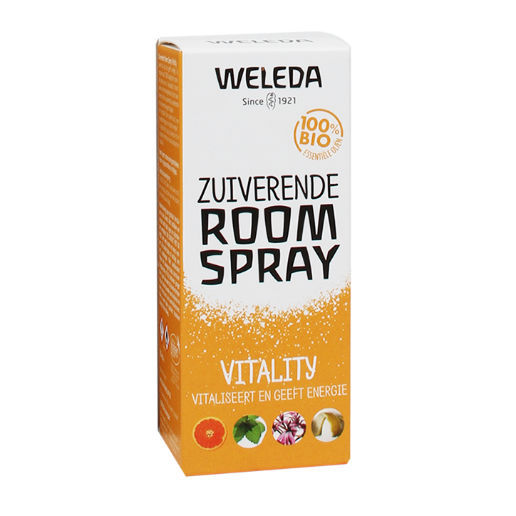 Weleda Zuiverende Roomspray Vitality (50ml)