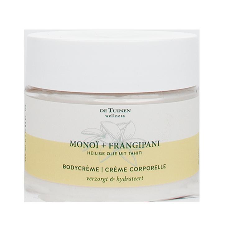 De Tuinen Wellness Bodycrème Monoï Frangipani 350ml