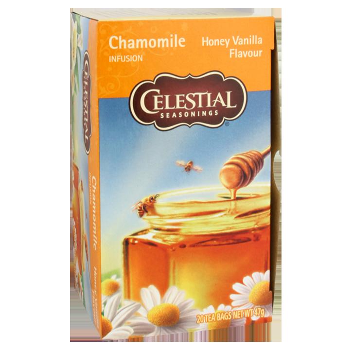 Celestial Seasoning Chamomile Honey Vanilla