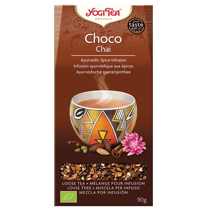 Yogi Tea Choco Chai Bio