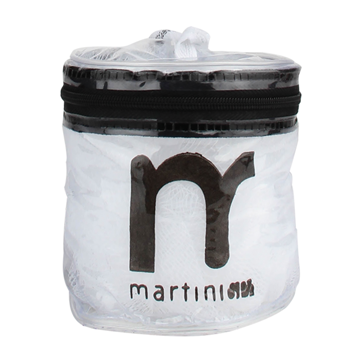Martini Spa Massagespons Wit/Zwart