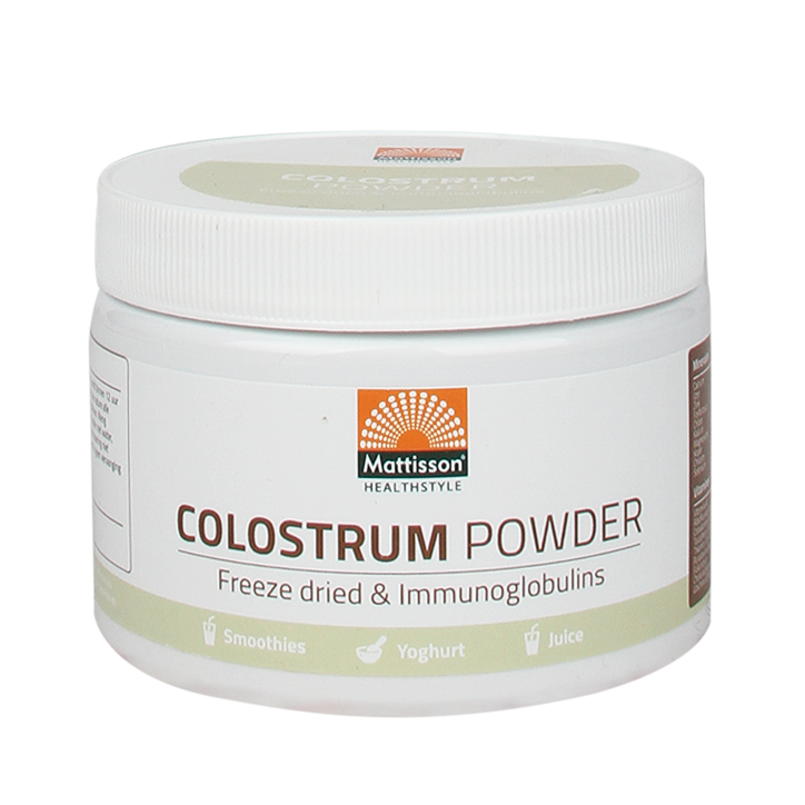 Mattisson Colostrum Poeder (125gr)