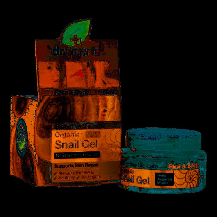 Dr. Organic Snail Gel Face & Body